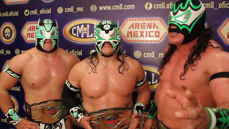CMLL Guerreros del ring
