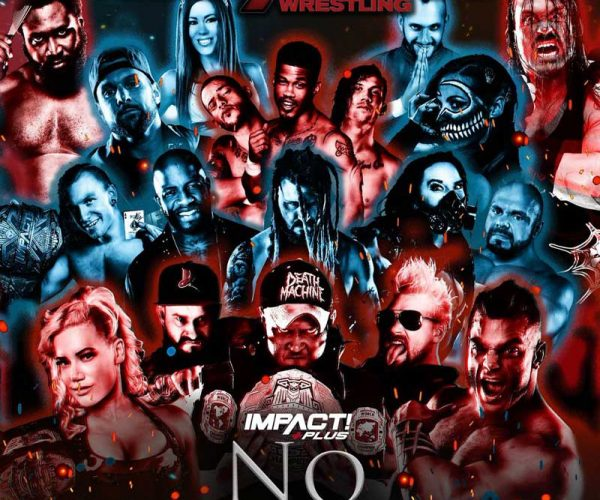 Impact Wrestling: No surrender