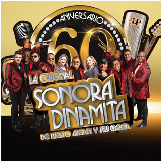 La sonora dinamita: Sixties box tour
